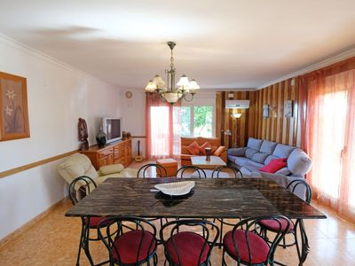 Photo for Vacation home Garxal in Deltebre - 14 persons, 6 bedrooms