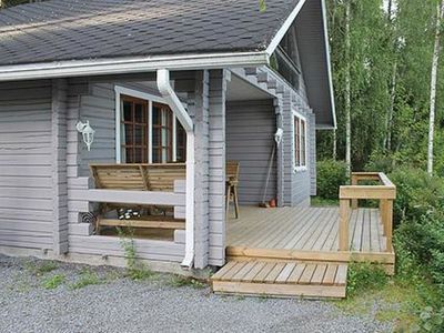 Photo for Vacation home Rahkola in Ikaalinen - 6 persons, 2 bedrooms