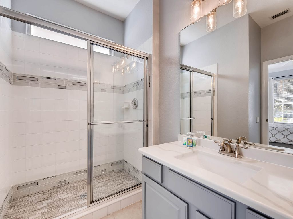 Renovated 2018 Windsor Hills Pool Home - 2miles from Disney.