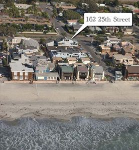 Photo for 25th St. Del Mar Beach Colony Home