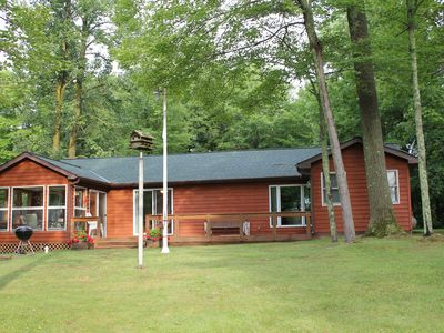 Photo for Chippewa Flowage Lake Front Retreat