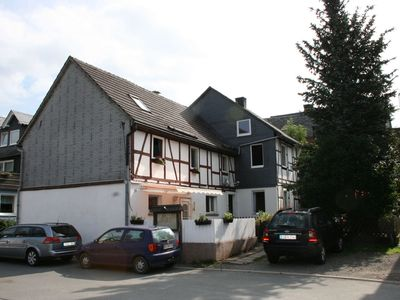 Photo for Cozy Apartment in Usseln with Forest Nearby