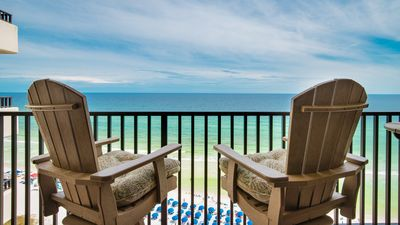Photo for NEW *1 INCREDIBLE VIEW* | AMAZING GULF VIEWS | STEPS AWAY TO THE BEACH