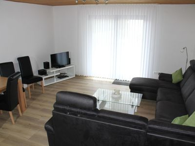 Photo for Nice apartment for 12 guests with WIFI, TV, balcony, pets allowed and parking