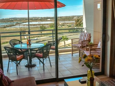 Photo for VILLAGE MARINA: luxury apartment with unobstructed view