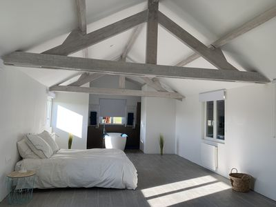 Photo for Beautiful loft comfort
