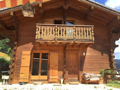 Photo for Lovely Traditional Alpine Chalet