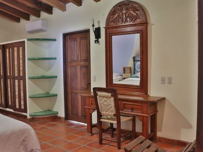 Photo for Nieves Room, quiet and comfort in the beautiful town of San Pancho