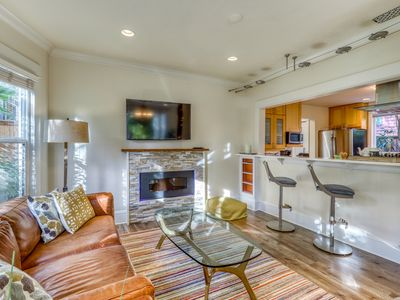 Photo for Lovely oasis w/covered & furnished patio in a great Seattle neighborhood!