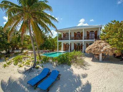 Photo for 5 Bedroom, Luxurious Beach House with Pool; Wonderful Staff & Excellent Location