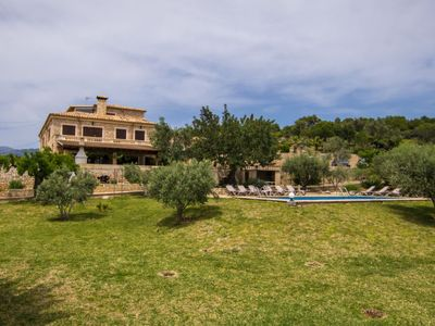 Photo for Vacation home Es Puig  in Inca, Mallorca - 14 persons, 7 bedrooms