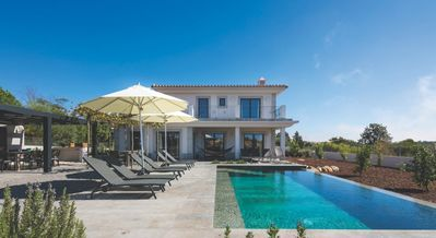 Photo for Villa Por Do Sol is a wonderful 6 bedroom Carvoeiro villa - AC and Private pool
