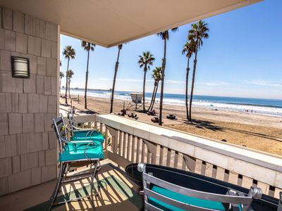 Photo for Breathtaking Whitewater Views from Front Row Beachfront Cottage!