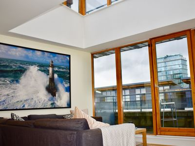 Photo for Stunning 2 Bedroom Penthouse In Grand Canal Docks