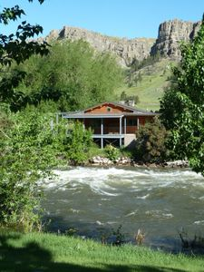 Photo for Private Access to Stillwater River!  Quiet, Pristine Cabin with Stunning Views!