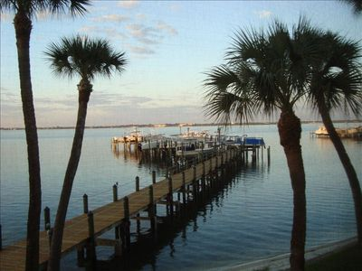 Photo for Spectacular Views from Your Balcony on the Intercoastal.