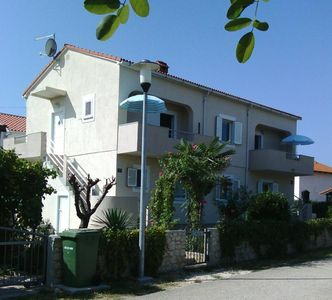 Photo for Apartment in Nin (Zadar), capacity 2+2