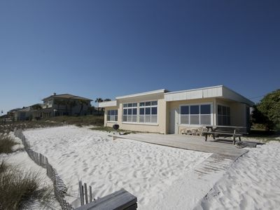 Photo for Blue - Outstanding Views Right On The Gulf of Mexico on Blue Mountain Beach