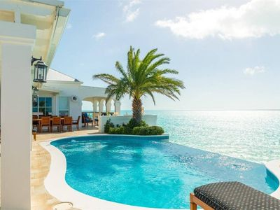 Photo for OCEANFRONT VACATION VILLA