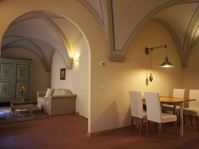 Photo for Charming apartment in the heart of the historic center of Florence