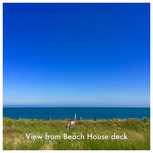 Photo for Seascape, Beach Front Large Luxe Beach House, Direct Beach access, West Sussex