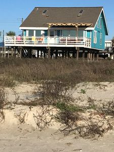 Photo for BEACH FRONT!! For rate comparison be aware our rate include 9% local lodging tax