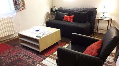 Photo for 1BR Apartment Vacation Rental in Tours