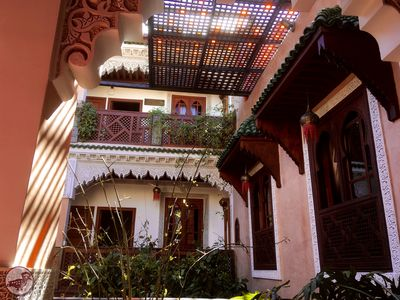 Photo for self contained apartment in riad