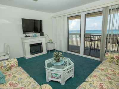 Photo for SPC 2129 - Upstairs Beachside 1 BR - sleeps 4