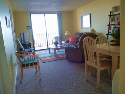 Photo for Excellent Location; 9th Floor Ocean View; Fully Furnished 2BR/2BA
