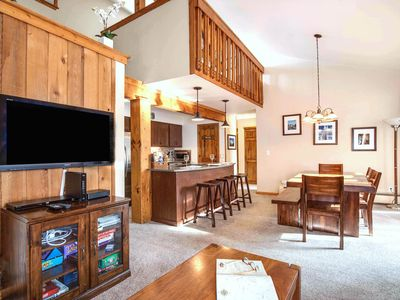 Photo for Just Remodeled - New Kitchen! Short Walk to Lift & Town! New Pool and Hot Tubs!