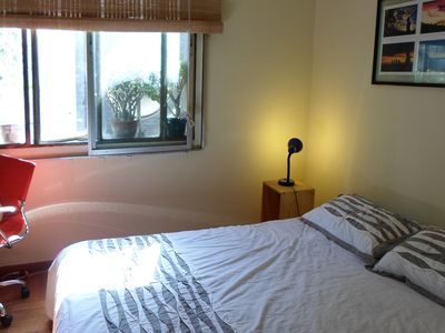 Photo for Rapanui-Comfortable room walking distance to parks & downtown