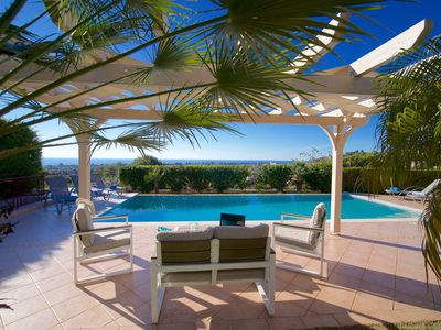 Photo for VILLA DINA: AN EXCEPTIONALLY PRESENTED 3 BEDROOM PROPERTY WITH AMAZING VIEWS!