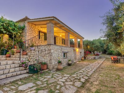 Photo for Argastares Villas - Two Bedroom Stone House (up to 7 guests)