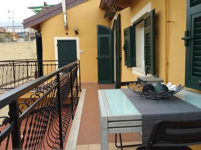 Photo for 2BR Apartment Vacation Rental in Riva Ligure, Liguria