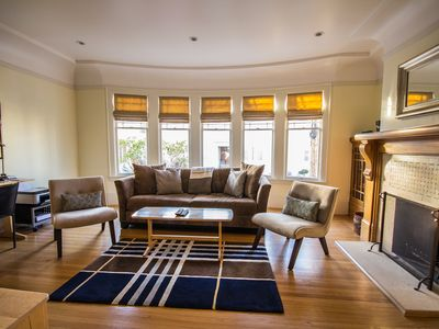 Photo for Beautiful renovated flat near Golden Gate Park - high speed Wi-Fi - parking