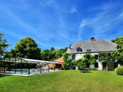 Photo for Attractive holiday home with heated and private swimming pool. All-in costs!