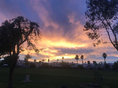 Photo for Palm Desert Fully Furnished 2/2 home on the GOLF Course