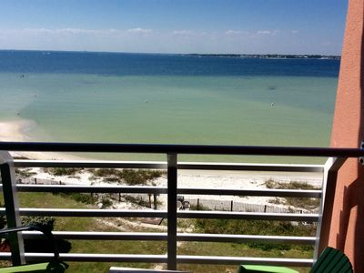 Photo for 'Serenity Sound' Relax,Retreat New Rental 3/3 bath Intercoastal View Gulf access