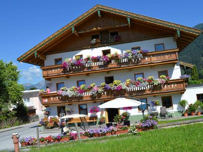 Photo for Hotel Garni Wachhof - Farm Holidays Achensee Tirol - Double Room Type II Rotspitz