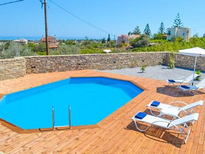 Photo for 3BR Villa Vacation Rental in Rethymno, Crete