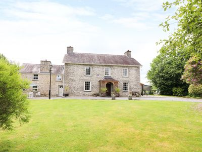 Photo for Dolau Farmhouse, LAMPETER