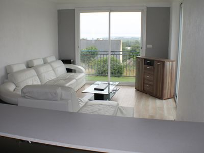 Photo for House / Apartment T5 contemporary design 115 m2 sea view
