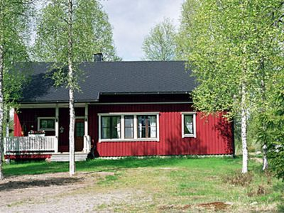 Photo for Vacation home Mustikkainen in Hyrynsalmi - 10 persons, 2 bedrooms