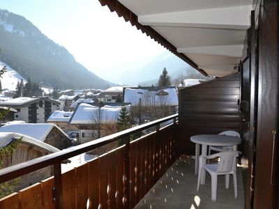 Photo for Apartment with balcony located near the ski lifts
