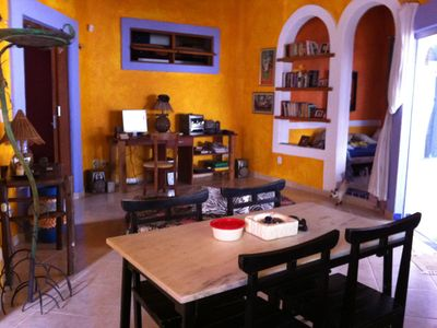 Photo for house fully equipped mediterranean style for 4 people