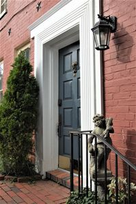 Photo for Charming Townhouse in Historic Old Town with Private Patio