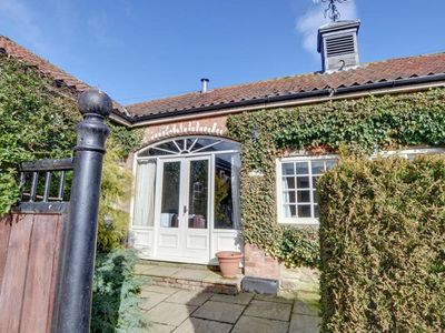 Photo for Delightful three bedroomed cottage situated at the outskirts of Cropton