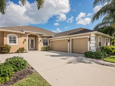 Photo for Heated* Pool & Spa HOME Near The Beach On Private Nature Preserve! Jensen Beach!