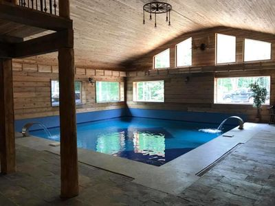 Photo for BEAVERS POND ,INSIDE POOL AND LAKE ACCESS